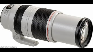 Canon 100-400 mm F4.5-5.6mm IS II L series lens review