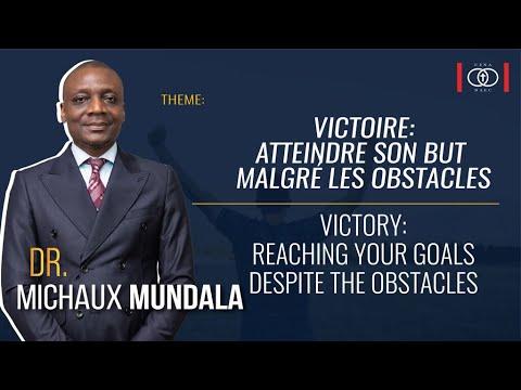 Download Victoire: Atteindre son but malgré les obstacles /Dr. Michaux Mundala/CENA-EN-CÉLÉBRATION