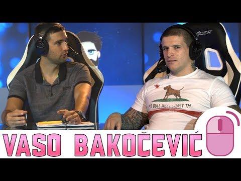 DESNI KLIK Vaso Bakočević - Prebio sam najboljeg druga da bih dokazao da sam najjaci!