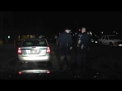 KAYSVILLE CITY POLICE DEPARTMENT DUI STOP 02/13/2017