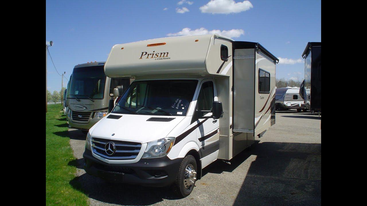 NEW 2016 Coachmen Prism 2150LE   Mount Comfort RV