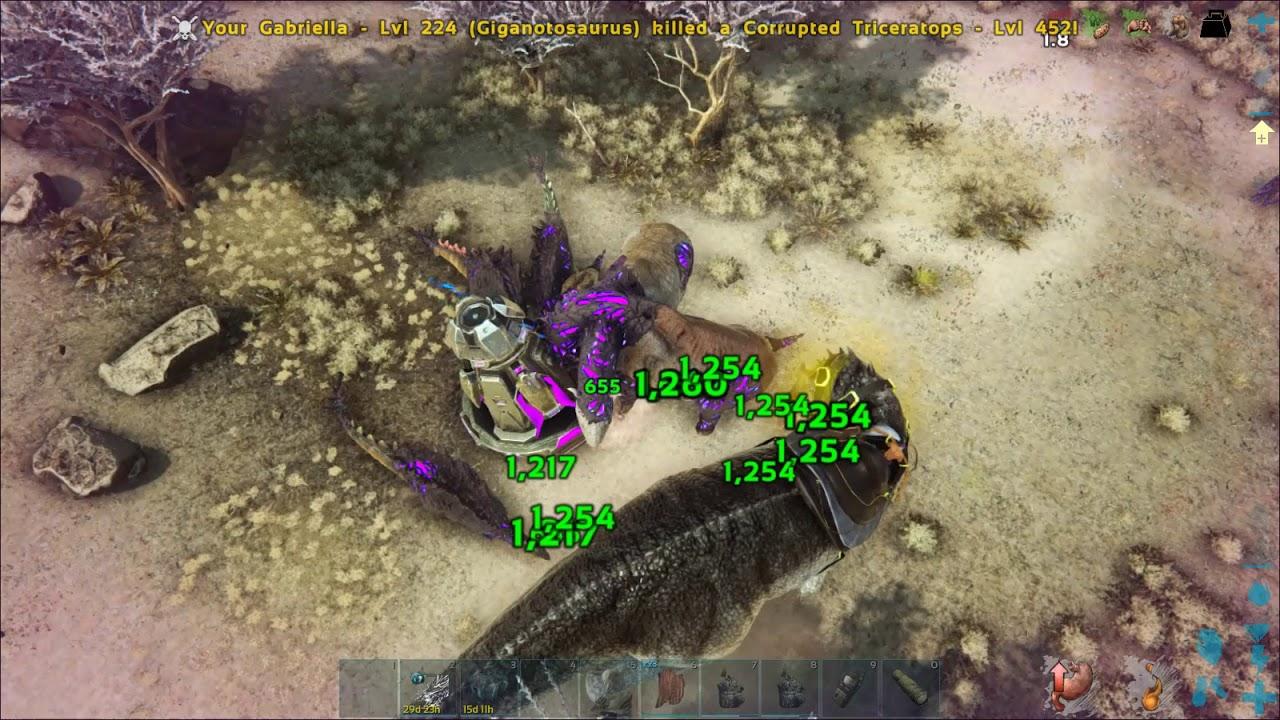 purple orbital drops - General - ARK - Official Community Forums