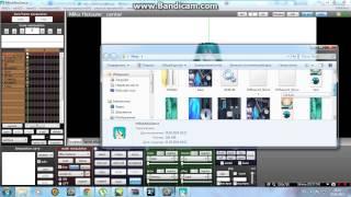 Видео-урок по MMD #1  (1 моё видео)