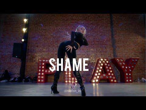 Shame - Kiana Ledé - Choreography by Marissa Heart -Heartbreak Heels