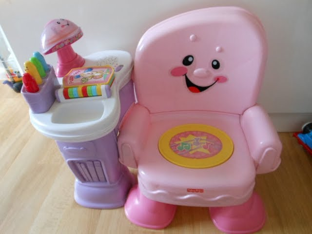 fisher price laugh and learn chair pink cushions with ties ikea home decorating design related posts of