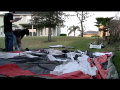 Video Blog 1 - Buying the Tent & Video Blog 1 - Buying the Tent - YouTube