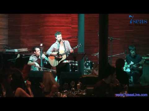Jamie Scott - Bleeding Love- at the 7 Seas Live Music Bar Limassol Cyprus