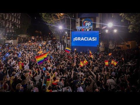 اليمين يفوز في مدريد والاشتراكي سانشيز يتعرض لهزيمة كبرى …  - 06:57-2021 / 5 / 5