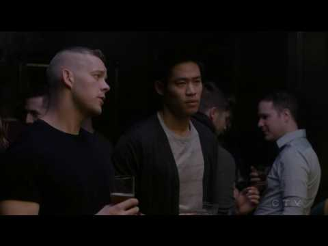 David Lim (gay scene) Russell Tovey / Harry Doyle - Quantico (tv sries) #10