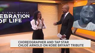 CHLOE ARNOLD - Kobe Bryant Tribute - Spectrum News 1 - February 24, 2020