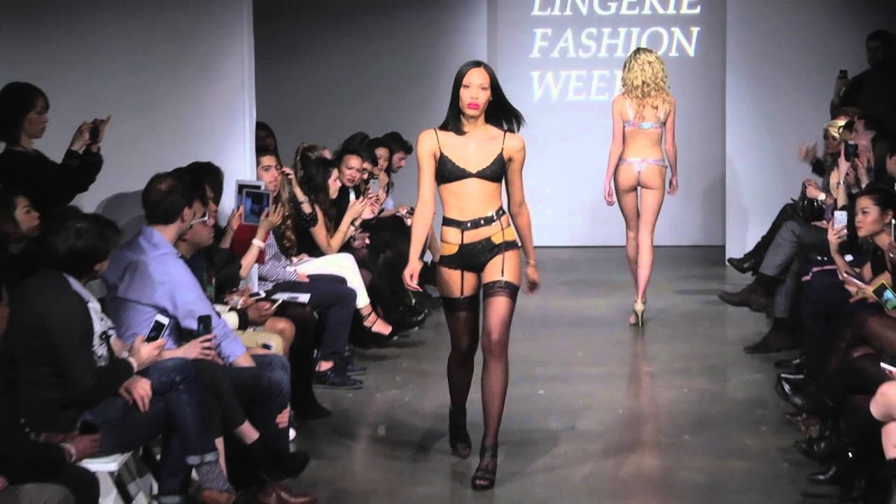Erotic fashion show runway videos