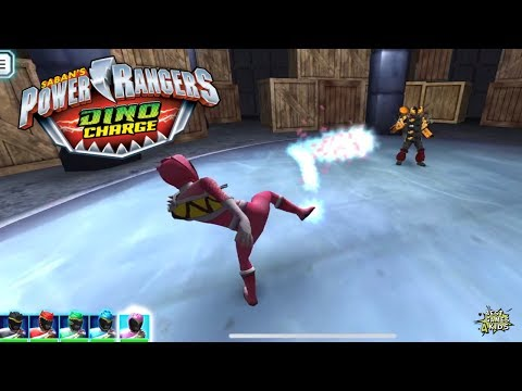 Power Rangers Dino Charge Rumble   DIAL D FOR DUPLICON Challenge! By StoryToys