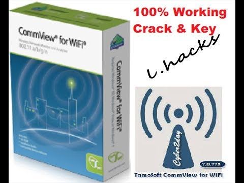 Download Commview for wifi cracked
