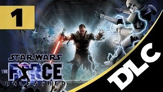 "The Force Unleashed - DLC Missions - Let's Play - Part 1 - [Jedi Temple] - ""Dark Apprentice Boss"""