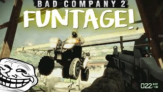 battlefield bad company 2 funtage bfbc2 trolls lols