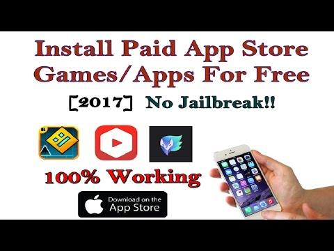 New 2017 How To Install Paid App Store Games Apps Free