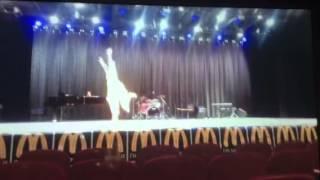 2015 mcdonals gospel fest praise dancer
