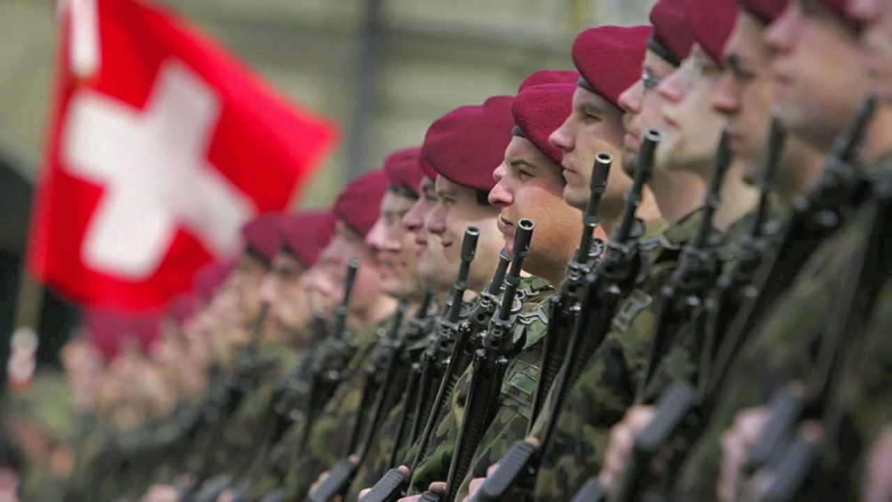 Image result for swiss soldiers