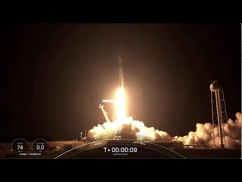 SpaceX-launches-Inspiration4-crew-on-historic-mission-Nails-booster-landing
