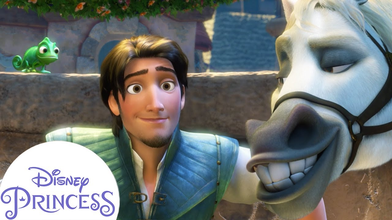 What's Flynn's Side of the Story? | Tangled | Disney Princess