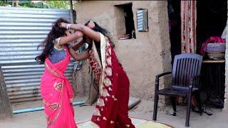 || COMEDY VIDEO || गोतिनि के झोटा-झोटी- सास ने लगाया झगड़ा, समाजिक वीडियो |MR Bhojpuriya