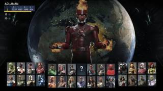 Injustice 2- Fastest way to Level Up Your Characters to Level 20!!!