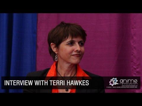 [ANIREVO SUMMER 2012] Terri Hawkes Exclusive Interview