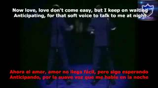 You can´t Hurry Love/Phil Collins/Subtitulos Ingles Español