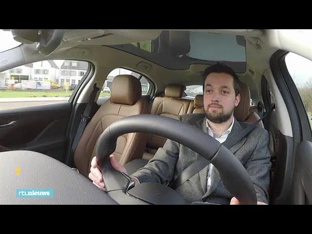 Accu elektrische Jaguar snel leeg: 'Ik reed 90 over de snelweg'  - RTL NIEUWS