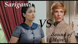 They Copied us! Sarigama 'සරිගම' චිත්රපටය  Trailer - Pooja Uma Shankar