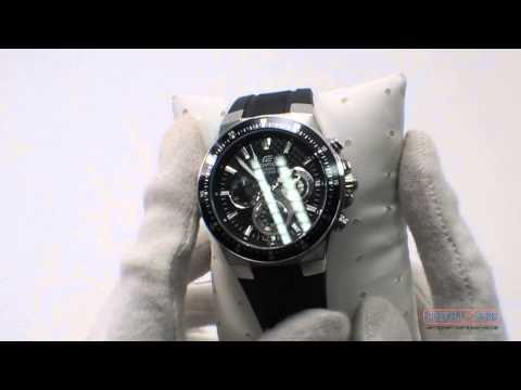 Обзор мужских часов Casio EF - 552-1AVEF