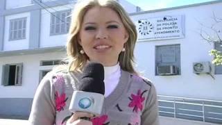 Reportagem Patrícia Porciúncula - Foragidos são presos em Pelotas.