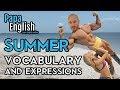 English expressions for SUMMER! - Lingoda Language Marathon Returns! #SPON