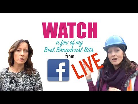 How to do Facebook Live - My best Derby Telegraph broadcast bits