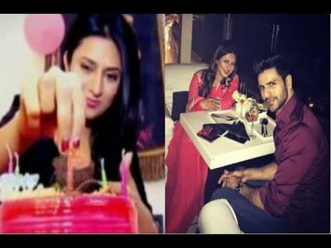 IN PICS: Divyanka Tripathi turns 32; Raman, Ruhi , Shagun & other YHM actors pour in wishe