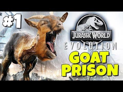 Jurassic World Evolution #1 - Goat Valley