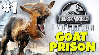 Jurassic World Evolution #1 - Goat Valley