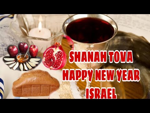 Happy New Year Israel#How Jewish People Celebrate Their New Year