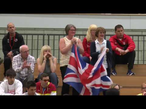 Highlights Show: Great Britain Visually Impaired Judo Grand Prix