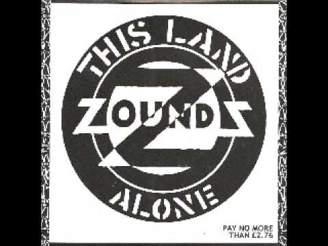 ZOUNDS - This Land Alone - EP