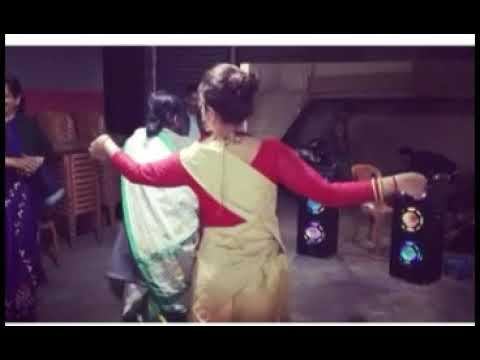 gopi bahu aka devoleena bhatacharjee dancing bihu with her family in assam thumbnail