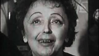 edith Piaf интервью