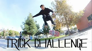 Trick Challenege - Switch Ghetto Bird