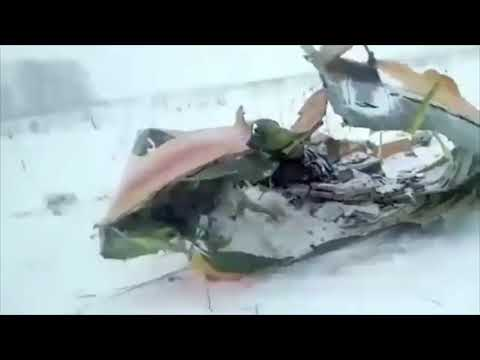 Russia jet carrying 71 people crashes after Moscow take-off || Russian flight crash || Russian cras