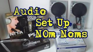 studio setup rode nt1a audiogram 6 psa 1 swivel mount