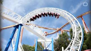 Girl falls from Six Flags Great Escape ride