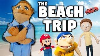 sml parody the beach trip