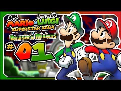 Mario Luigi Superstar Saga Bowser S Minions Part 18