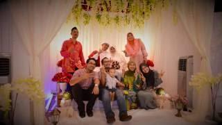 Faezzuddin & Amalina Solemnization : Perfect Two