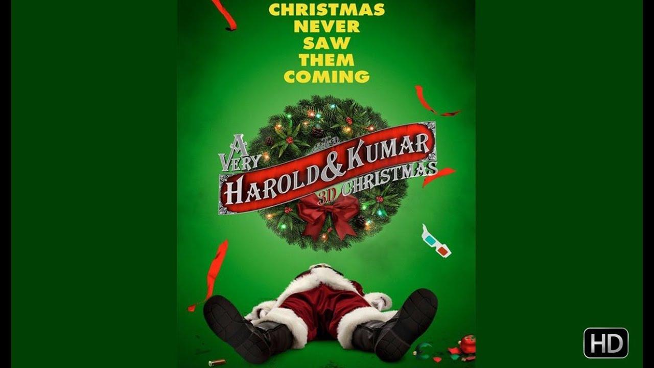 A Very Harold Kumar 3d Christmas Trailer Youtube